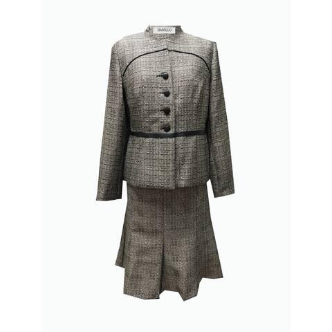 Danillo Missy Skirt Suit style 752896