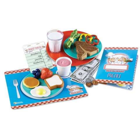 Learning Resources Serve It Up Play Restaurant