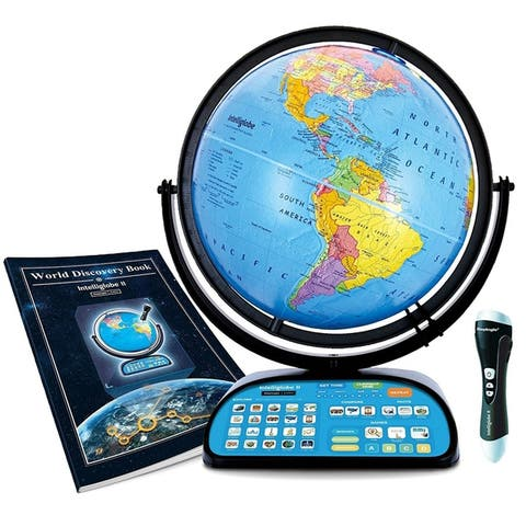 Replogle Globes Intelliglobe II Deluxe Interactive Globe