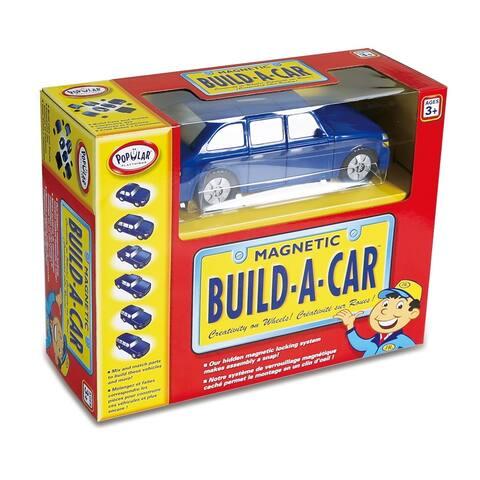 Popular Playthings Build-a-Car