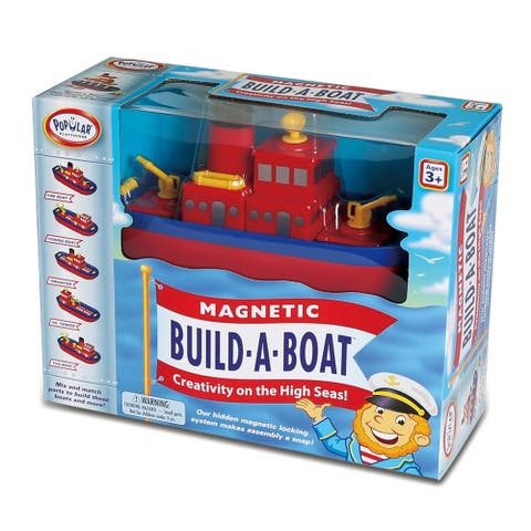 Popular Playthings Build-a-Boat