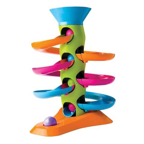 Fat Brain Toys® RollAgain Tower