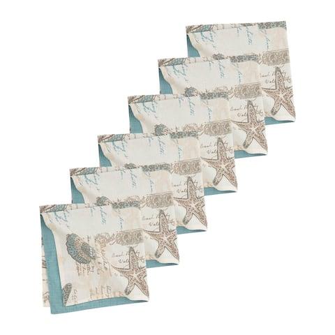 Amber Sands Napkin Set of 6 - 20 x 20