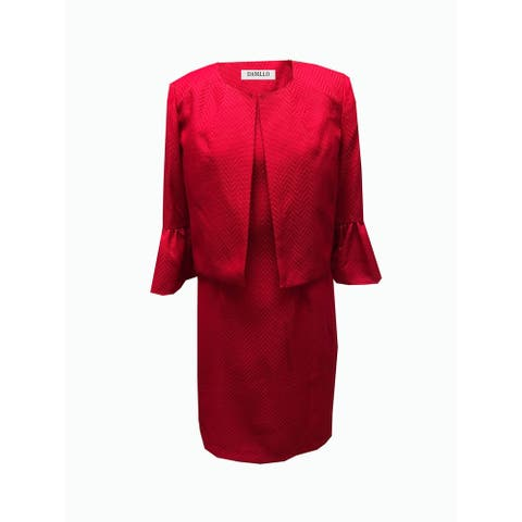 Danillo Missy Dress Suit style 395266
