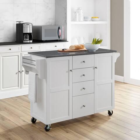 Bangor Rolling Kitchen Cart