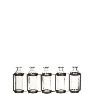 Five Bottle Vase