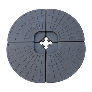 Link to Maypex 145LBS Water Filled Offset Cantilever Umbrella Base (As Is Item) Similar Items in As Is