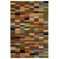 Safavieh Handmade Rodeo Drive Modern Abstract Multicolored Rug - multi - 8' x 10'