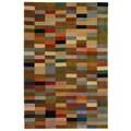 Safavieh Handmade Rodeo Drive Modern Abstract Multicolored Rug - 8' x 10'