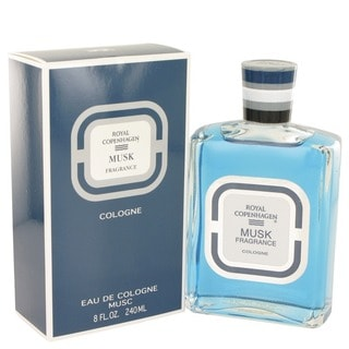 Royal Copenhagen Musk Men's 8-ounce Cologne