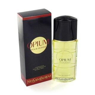 Opium Men's 1-ounce Eau de Toilette Spray