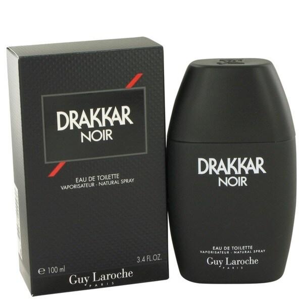 Drakkar Noir Men's 3.4-ounce Eau De Toilette Spray