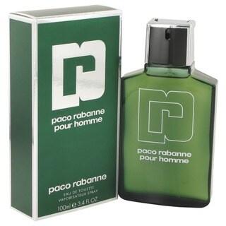 Paco Rabanne Men's 3.4-ounce Eau de Toilette Spray