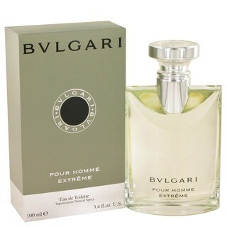 Bvlgari Extreme Men's 3.4-ounce Eau de Toilette Spray