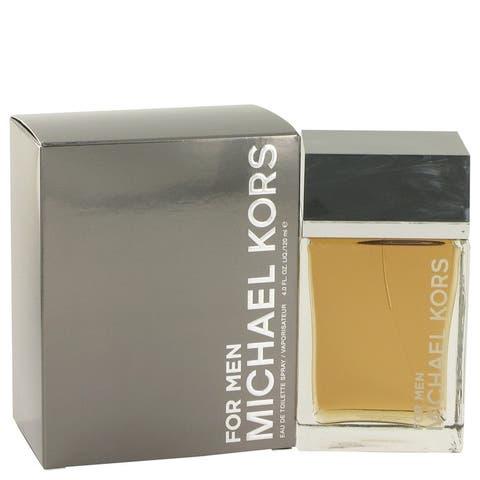 Michael Kors Men's 4-ounce Eau de Toilette Spray