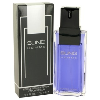 Sung Men's 3.3-ounce Eau De Toilette Spray