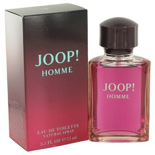 Joop Men's 2.5-ounce Eau de Toilette Spray