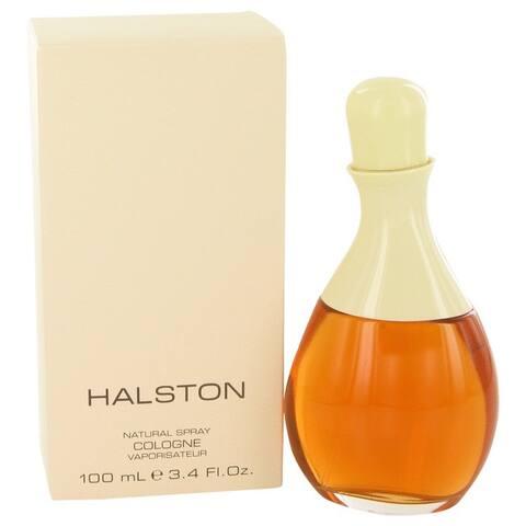Halston Women's Fruity 3.4-ounce Cologne Spray