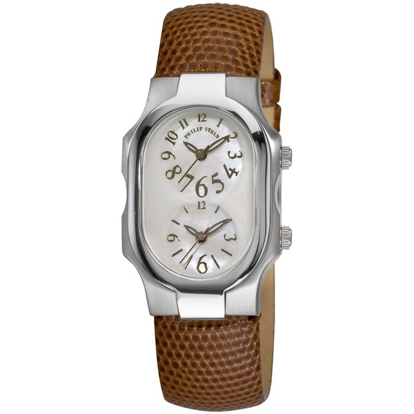 Philip Stein Teslar Women's Dual Time Watch