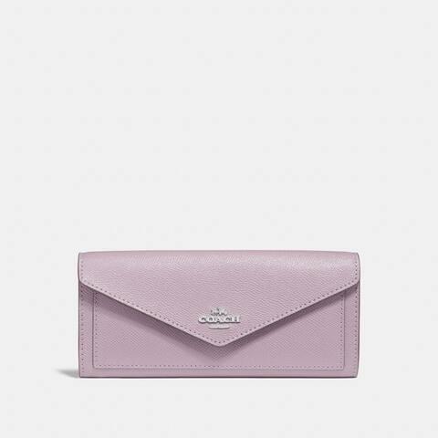 Coach Soft Wallet Women's Skinny Wallet