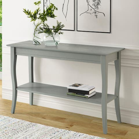 Portland Solid Wood Console Table