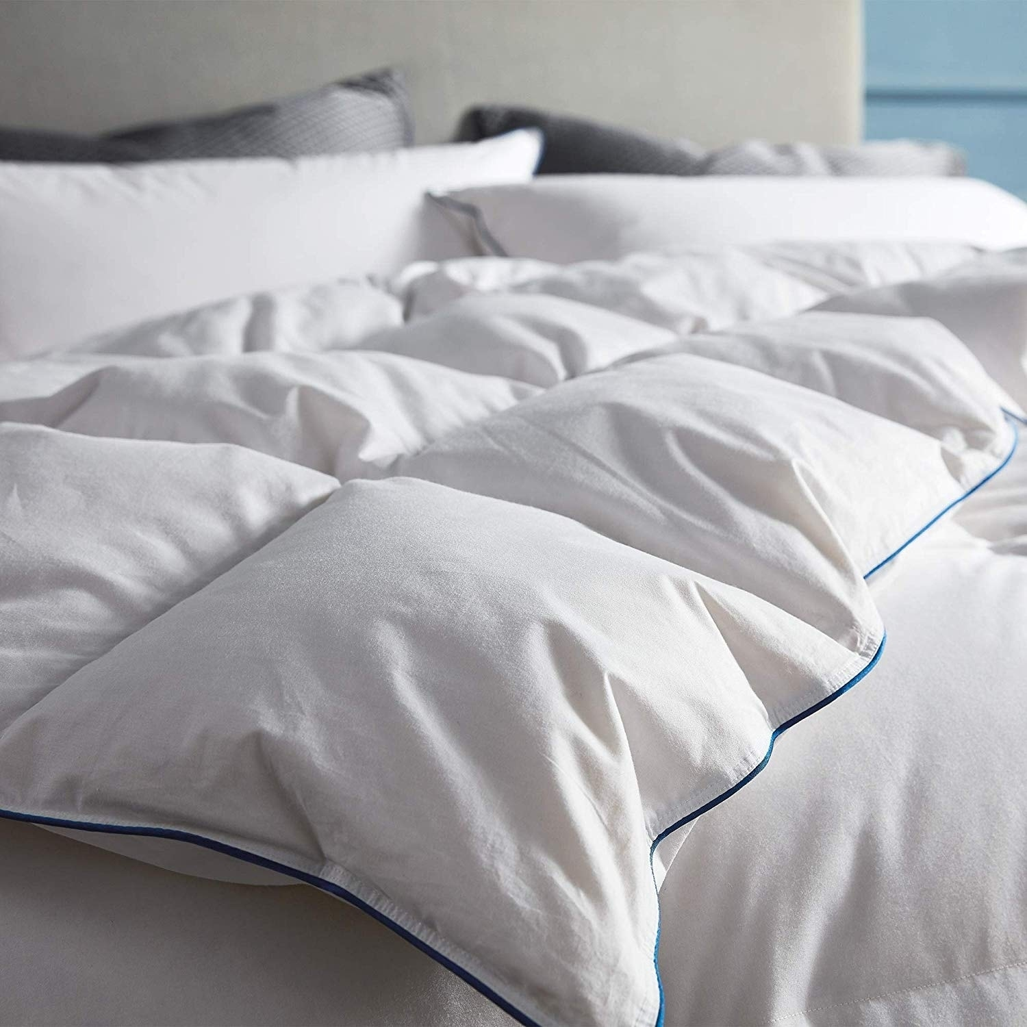 Hgoose Premium 70 Hungarian Goose Down Comforter Oversized On Sale Overstock 30116627
