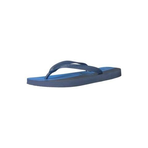 Havaianas Mens Top Conceitos Sandal Flip Flop - Navy Blue - 39 BR