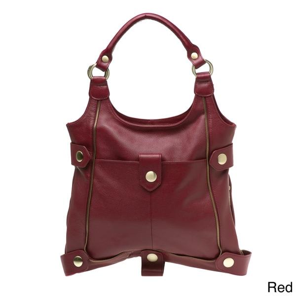 Shop Amerileather Large Universal Shoulder Bag - Free Shipping Today ... d6e8609861121