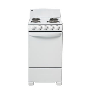 Danby Products Danby 20 Inch Electric Range (White - White Finish)