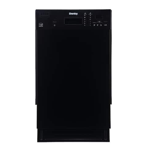 Danby 18 Inch Under-The-Counter Dishwasher