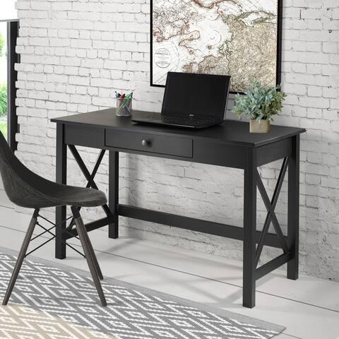Ellsworth X-Base Black Laptop Desk