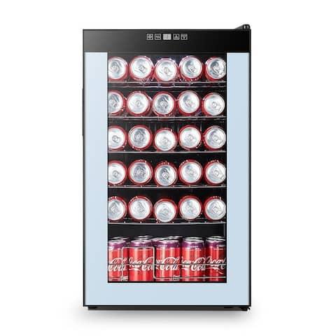 Casco 80 Can Freestanding Beverage Refrigerator