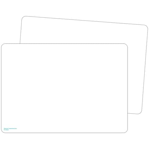 Teacher Created Resources Double-Sided Premium Blank Dry Erase Boards