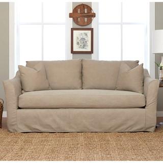 Copper Grove Deventer Sofa with Slipcover