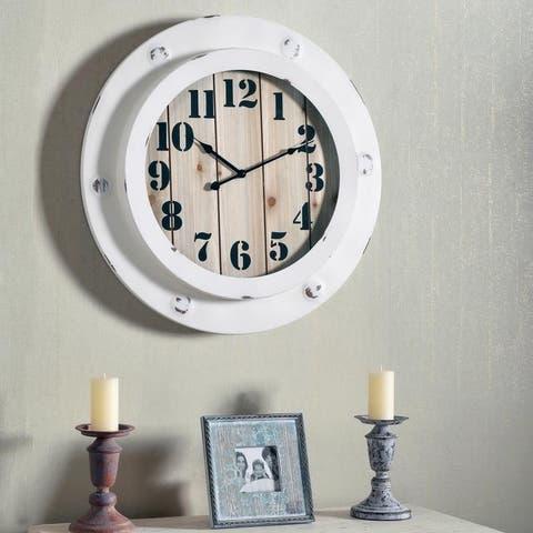 The Gray Barn Oversized Wall Clock