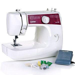 Brother VX1435 Free Arm Sewing Machine (Refurbished)