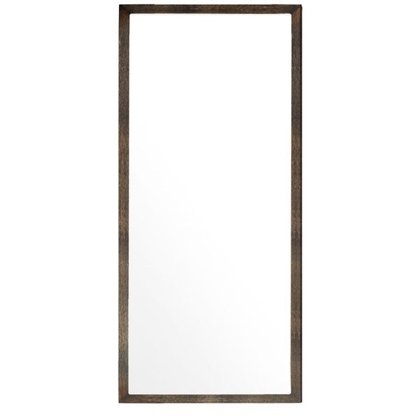 """Oasis 23"""" Mirror, Olive Ash Eclipse - 23-in W x 1-in D x 40-in H"""