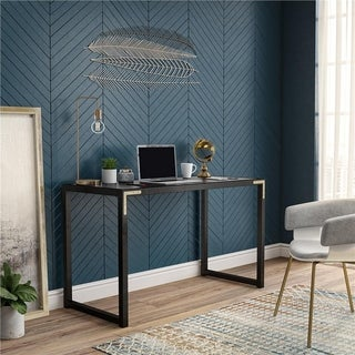 Link to CosmoLiving by Cosmopolitan Bel Air Writing Desk Similar Items in Desks & Computer Tables