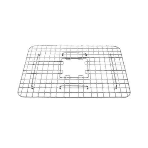 SinkSense Griffin 15 in. x 13.05 Bottom Grid for Kitchen Sinks in Stainless Steel