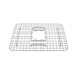 Link to SinkSense Griffin 15 in. x 13.05 Bottom Grid for Kitchen Sinks in Stainless Steel Similar Items in Sinks