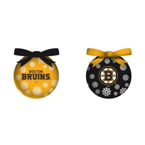 NHL 3-inch LED Boxed Ornaments, Set of 6