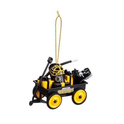 NHL 3-inch Team Wagon Ornament