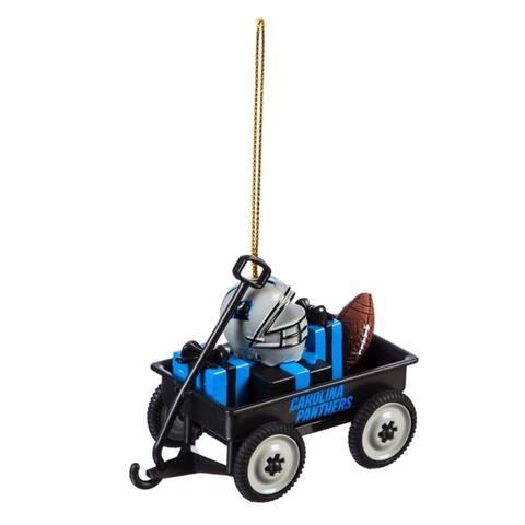 NFL 3-inch Team Wagon Ornament