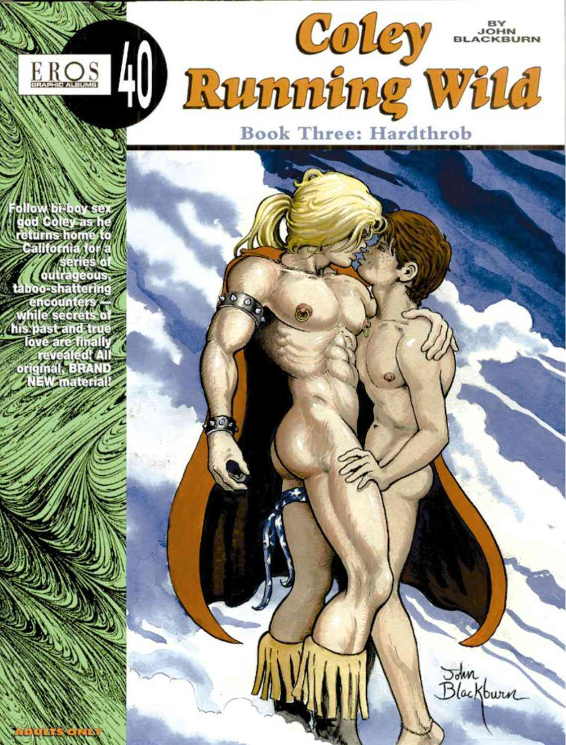 Coley Running Wild 3: Hard Throb (Paperback)