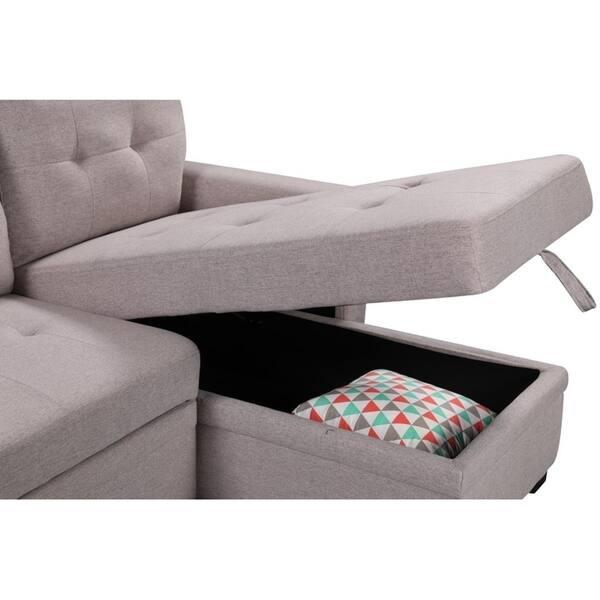 Ashlyn Reversible Sleeper Sofa