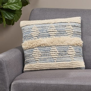Hersey Boho Pillow Cover by Christopher Knight Home