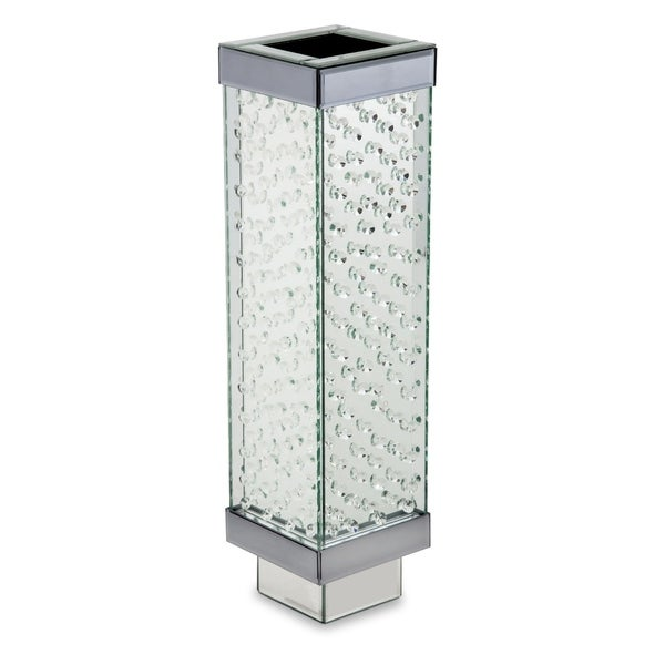 Montreal 25-inch Small Crystal Vase