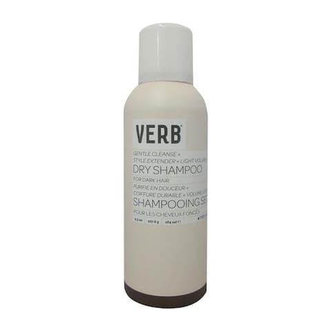 Verb Dry Shampoo for Dark Hair 4.5 oz