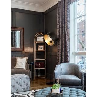 Link to Bromi Design Trinity Black Floor Lamp Similar Items in Floor Lamps