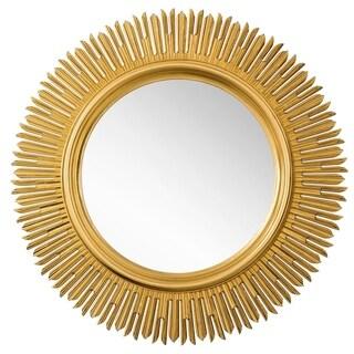 Sunburst 42-in Mirror Collection - 42-in W x 2.50-in D x 42-in H